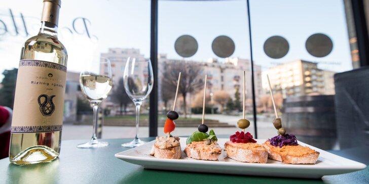 Objavte španielskú paletu chutí v obľúbenom Tapas bare