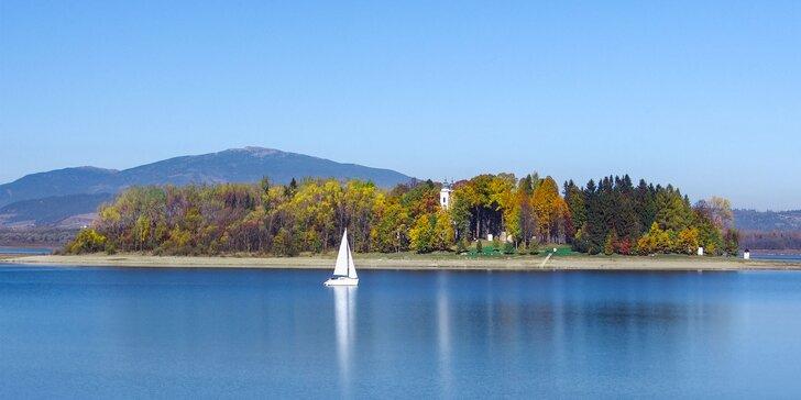 Relax pri Oravskej priehrade v zrekonštruovanom Hoteli Slanica***