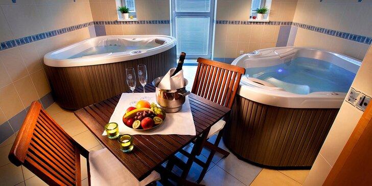 Víkend v Posázaví: výborné jedlo vrátane tapas, privátna sauna a ďalšie aktivity