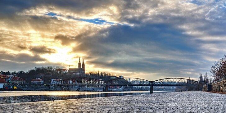 2-3 dni v krásnom hoteli v centre Prahy