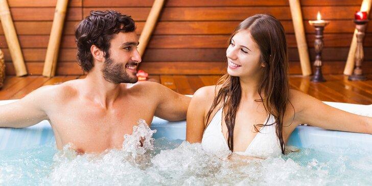 Pobyt plný relaxu v Beskydách s polpenziou a neobmedzeným wellness
