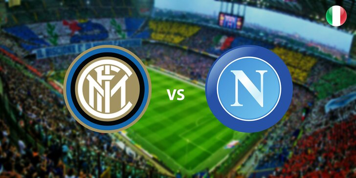 Futbalový zápas INTER MILÁNO – NEAPOL - autobusový zájazd aj s delegátom