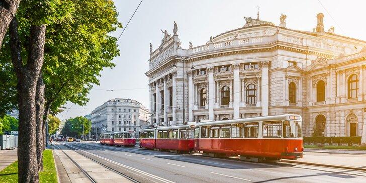 Veľkonočné trhy vo Viedni s nákupmi - poznávací zájazd