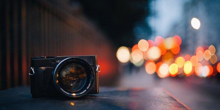 Prípravný kurz fotografie pre začiatočníkov