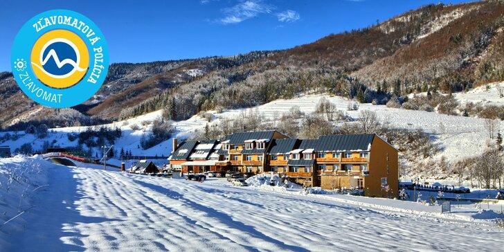 Januárový a Februárový LAST MINUTE pobyt v raji pre bežkárov v hoteli Zerrenpach***