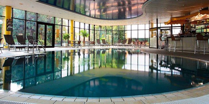 3-hodinový vstup pre 2 osoby do wellness hotela Holiday Inn v Bratislave