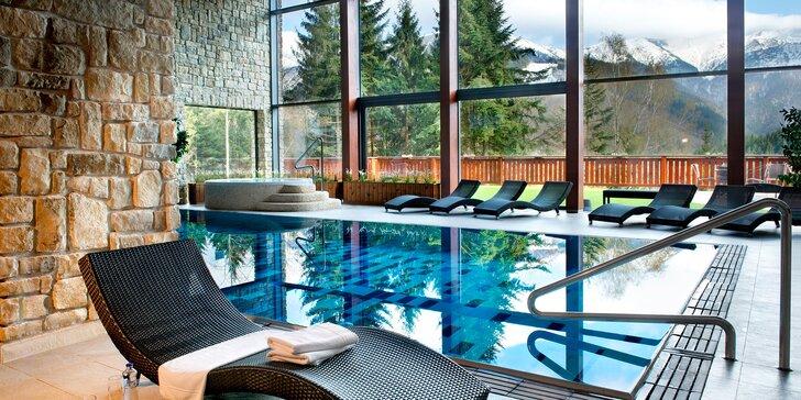 Unikátny Wellness & Ski pobyt v TOP Wellness Hoteli Rozsutec*** v Malej Fatre vo Vrátnej doline počas zimnej sezóny