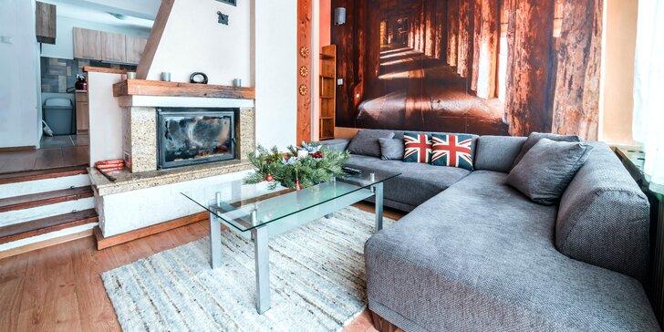 Relax v Jasnej vo vile Špirko pre celú rodinu alebo partiu