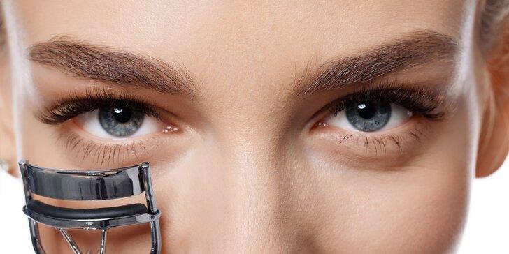 Rádiofrekvencia očného okolia či LASH LIFTING