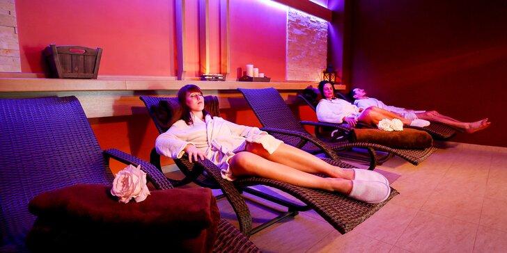 Božský relax v Tábore: Všedné dni s neobmedzeným wellness a polpenziou