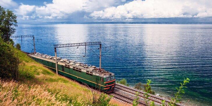 Strhujúci zážitok zo Sibíri a Transsibírskej magistrály!