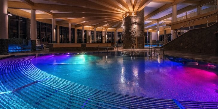 Oravská dovolenka v Hoteli Limba*** s polpenziou a zvýhodnenými vstupmi na atrakcie v okolí