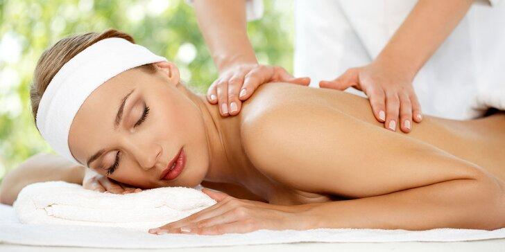 Senzuálne masáže pre ženy aj páry