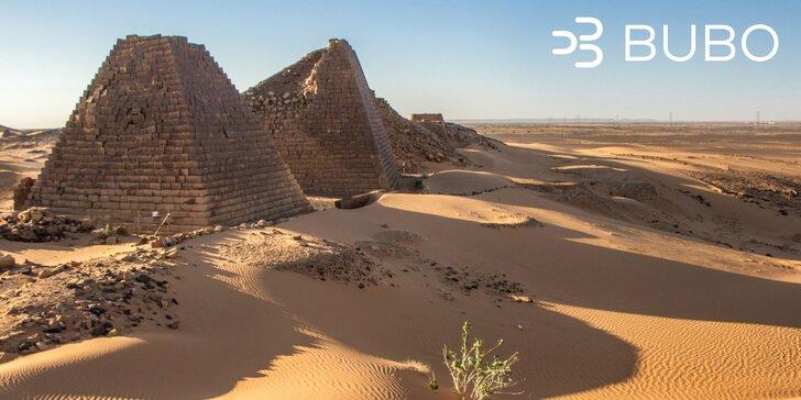 Bezpečne a nezabudnuteľne v Sudáne a prastarej Núbii