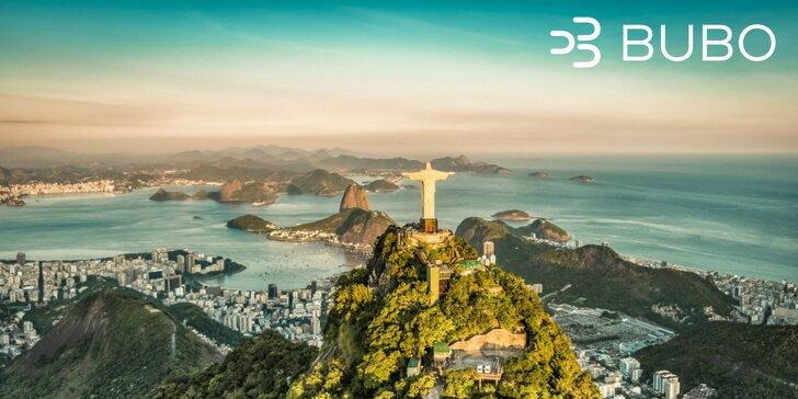 Vyberte sa do Rio de Janeiro a spoznajte exotiku!