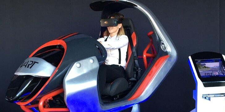 Unikátne zážitky rôzneho druhu – umocnené špeciálnymi VR simulátormi