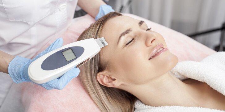 Hĺbkové čistenie pleti, skin scrubber či mikrodermabrázia