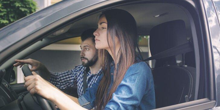 Kondičné jazdy, kurz parkovania a vodičský kurz v EASY autoškole Žilina