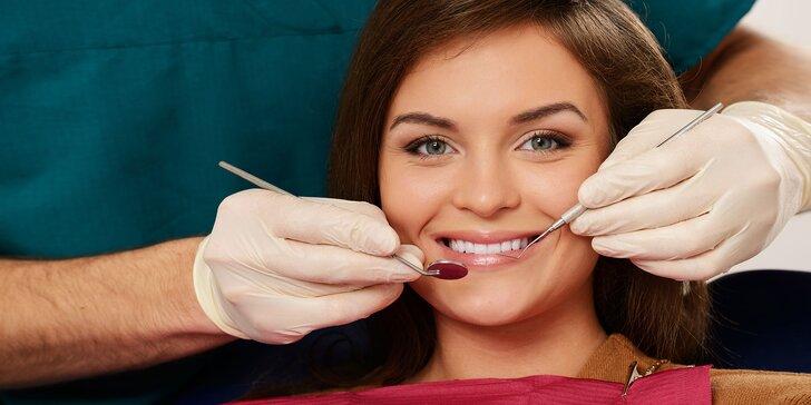 Dentálna hygiena priamo v centre mesta