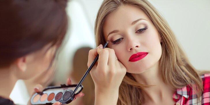 Miniškola sebalíčenia - naučte sa triky pre váš tip tváre!