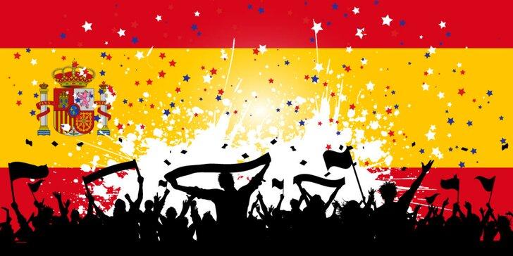 6-mesačný online kurz španielčiny + 1 prístup pre druhú osobu zdarma