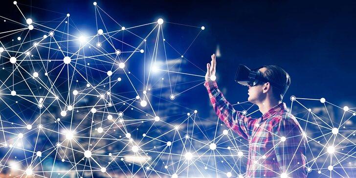Virtuálna realita - zážitok, ktorý vás pohltí!