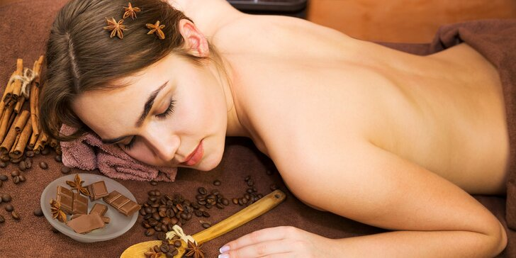 Relaxačná masáž so škoricovým zábalom alebo klasická masáž