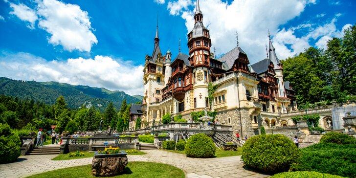 Navštívte krajinu prírodných zázrakov Rumunsko a deltu Dunaja!