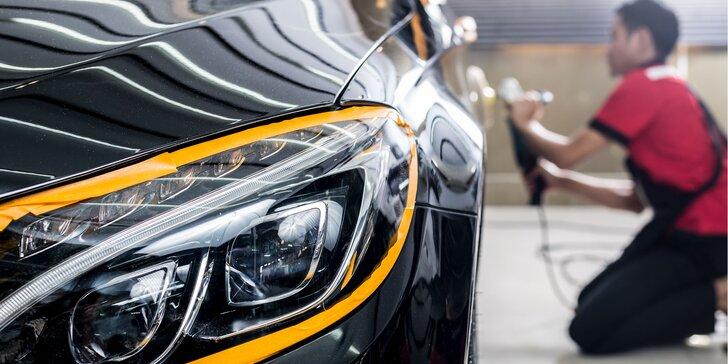 Komplexné čistiace služby pre vaše auto