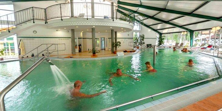 Relaxačný wellness pobyt pre dvoch so vstupom do termálnych kúpeľov