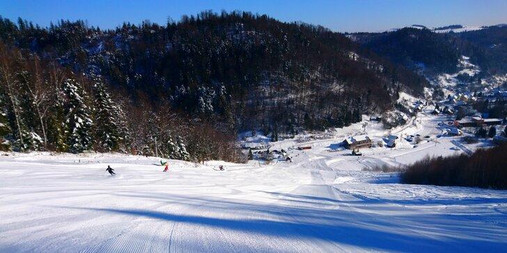 Skvelá lyžovačka s ubytovaním priamo na svahu v SKI Centrum Mraznica