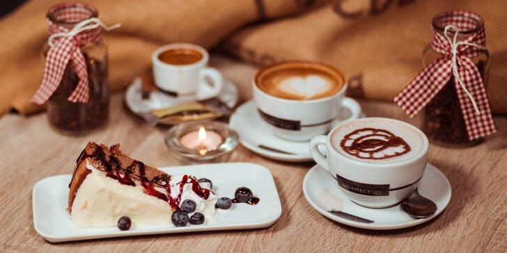 Nápoj a koláč alebo babychino, či kakao pre deti v Metro kaviarni