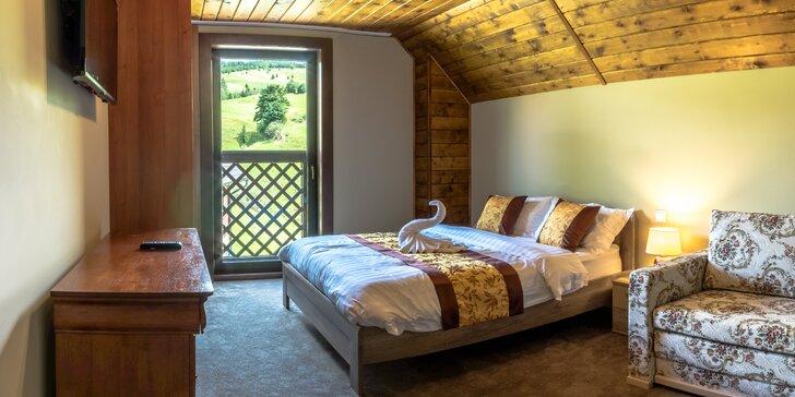 Prežite dovolenku v príjemnej chate v Belianskych Tatrách!