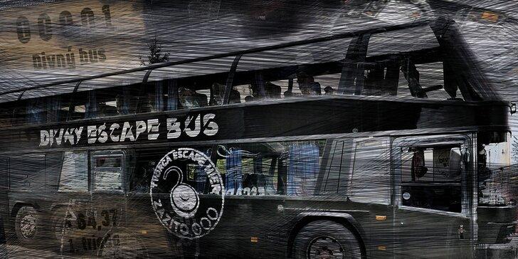 Nová escape hra - Divný autobus!