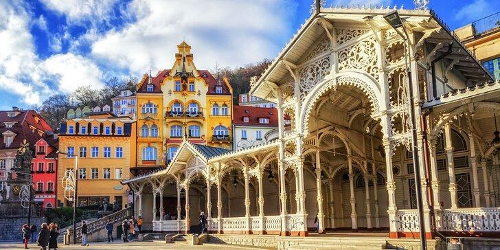 Luxusný hotel na okraji Karlových Varov: skvelé procedúry a chutná polpenzia