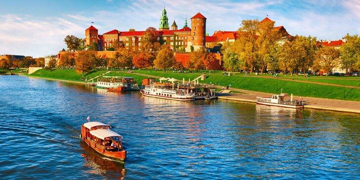 3 magické dni v poľskom Krakowe, Wadowiciach a Zakopanom