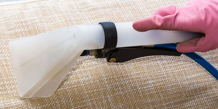 Profesionálne tepovanie sedacej súpravy a kobercov
