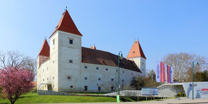 Národný park Donau Auen, zámok Orth a nákupy v Primarku