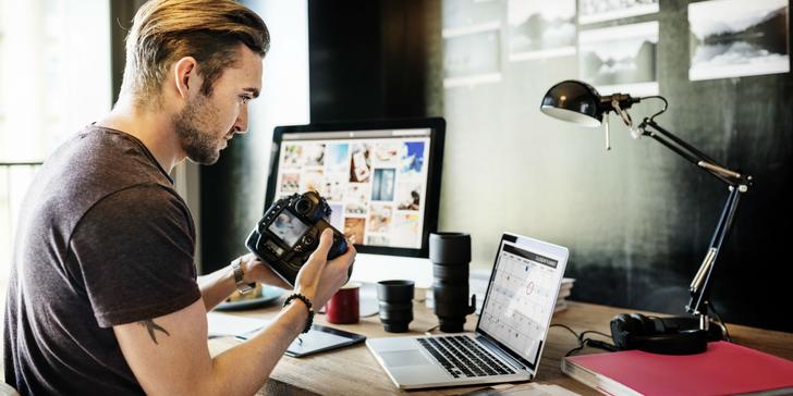 Prístup ku všetkým VIDEO kurzom Learn2Code: MS Office, programovanie, Photoshop, fotografovanie, strih videa...