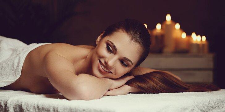 Masáž chrbta, celého tela či indická masáž