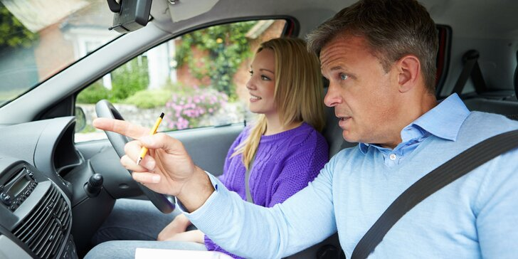 Klasický kurz alebo kondičné jazdy s autoškolou Brm Brm v Petržalke