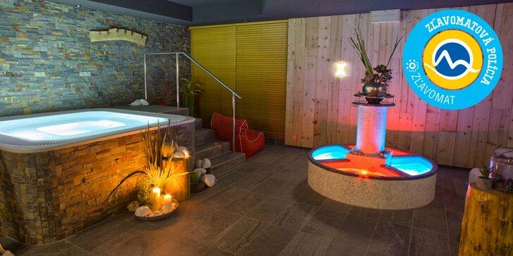 Wellness pobyt v raji pre bežkárov v krásnom hoteli Zerrenpach***