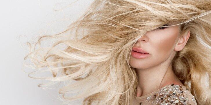 Nový strih, farba a regenerácia pre vaše vlasy