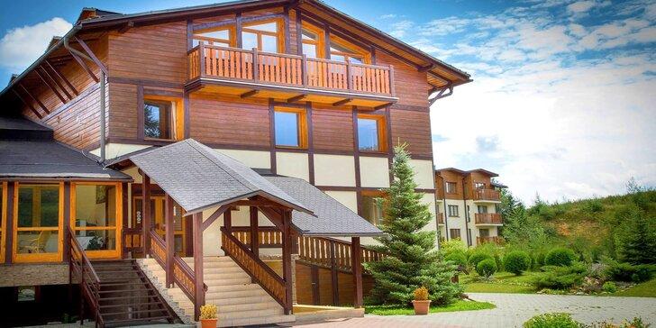 Najkrajšia dovolenka v Tatrách v zrekonštruovanom Hoteli EUFÓRIA***