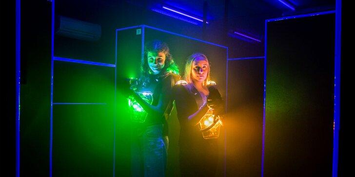 Akčná adrenalínová zábava v Laser Aréna Pulzar