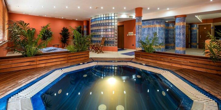 Wellness pobyt v obľúbenom penzióne Fontána*** v Bešeňovej so zľavami do Aquaparku