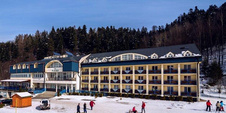 Fantastická dovolenka v Hoteli Plejsy*** Wellness & Fun Resort