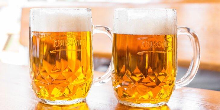 2 pivá za cenu 1 v piatich pivárňach v Bratislave