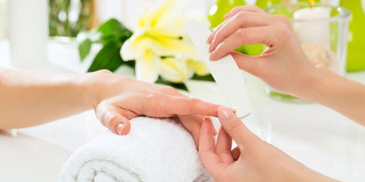 Japonská manikúra alebo wellness manikúra