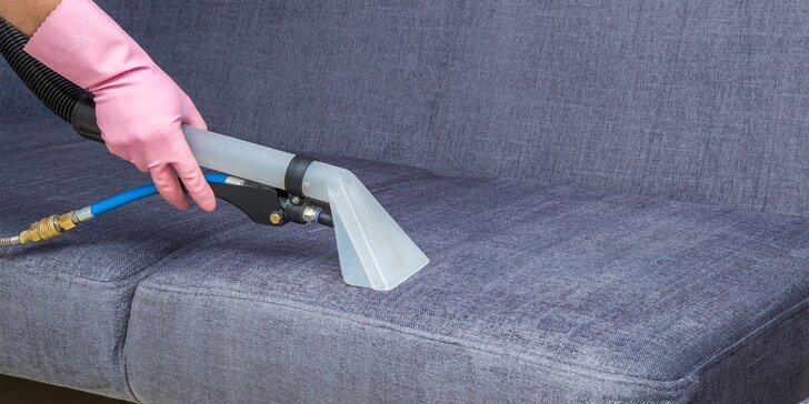 Hĺbkové tepovanie sedačiek